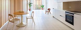 Zania Design - Apartamentos Paseo Gracia