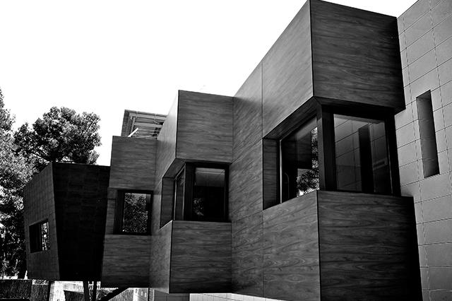 zania design caldes malavella pga chalet frontal arquitectura